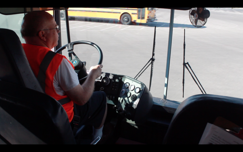 Behind The Wheel >> Behind The Wheel Of Ccsd S Buses Newsroom