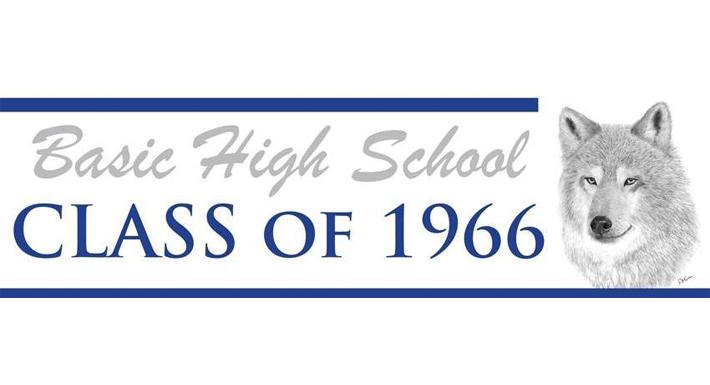 Basic HS Class of 1966 logo