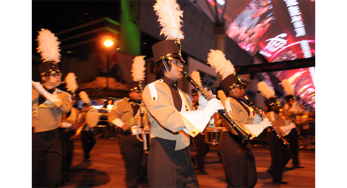 Helldorado parade