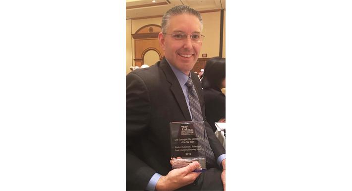 06 May Nevada PTA Gives Top Honors To Lamping Elementary School