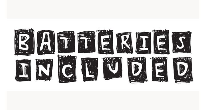Batteries Included logo