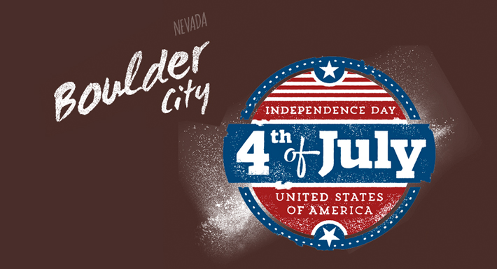 Boulder City 4th of July parade 2016 graphic