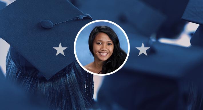 Chaparral HS Star Graduate