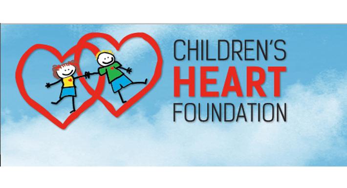 Children's Heart Foundation logo