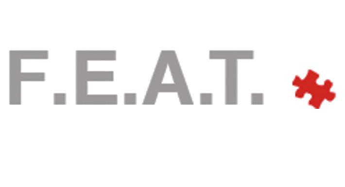 F.E.A.T. logo