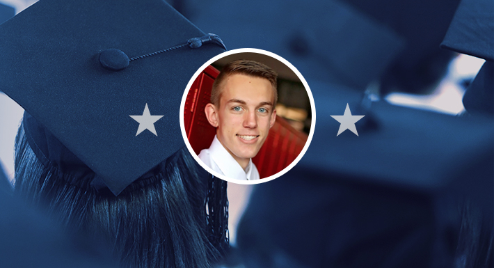 Las Vegas HS Star Graduate
