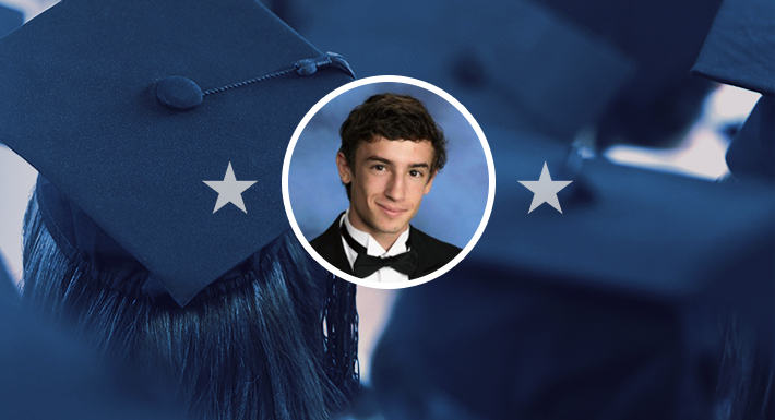 Liberty HS Star Graduate