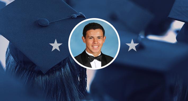 Moapa Valley HS Star Graduate