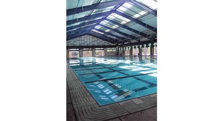 Pavilion Center Pool