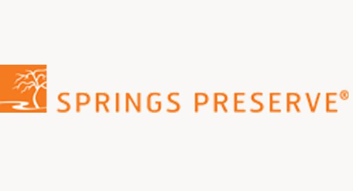 Springs Preserve logo