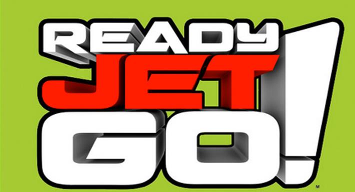 Ready Jet Go logo