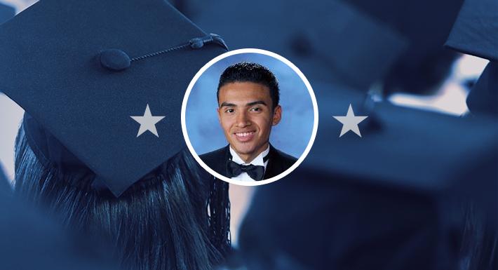 Western HS Star Graduate