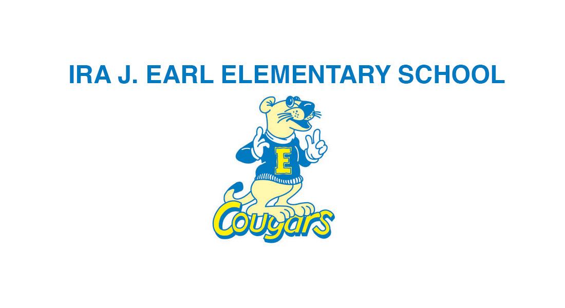 Ira Earl Elementary School logo