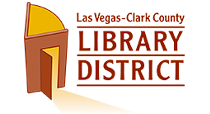 Las Vegas Clark County Library District logo
