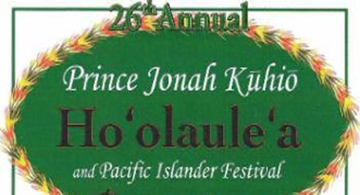 Hawaiian festival logo 2016