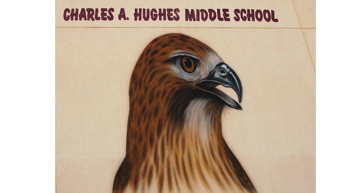 Hughes MS logo