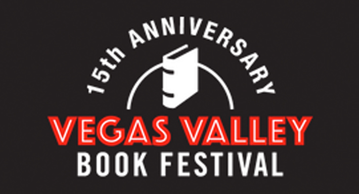 Vegas Valley Book Festival logo