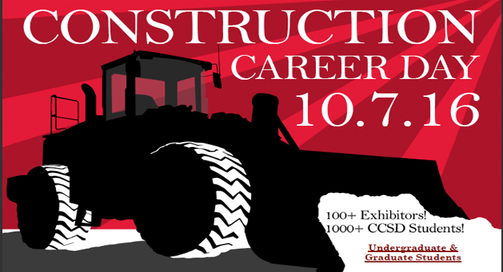 Construction Career Day graphic