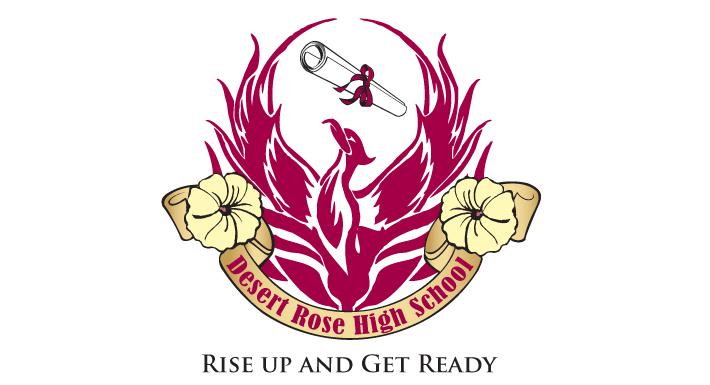 Desert Rose HS logo