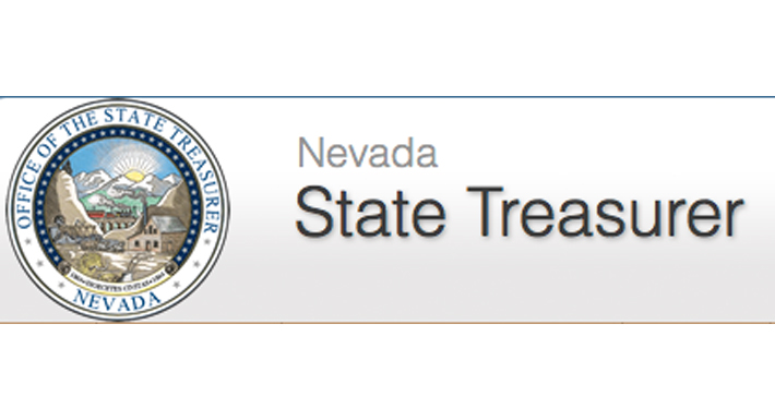 NV State Treasurer's logo
