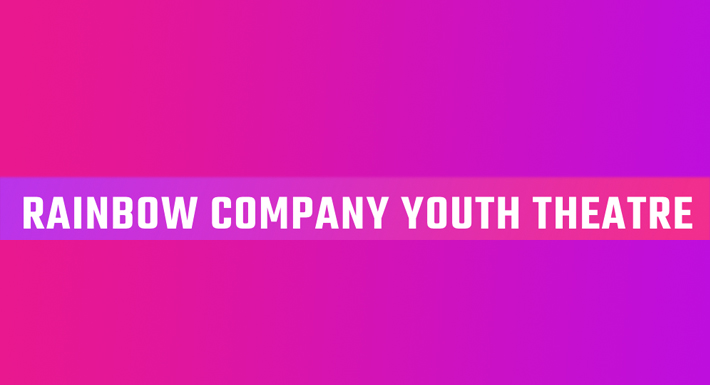 Rainbow Company Youth Theatre logo