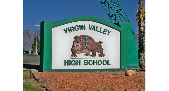 Virgin Valley HS