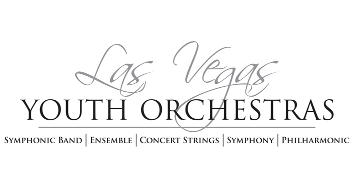 Las Vegas Youth Orchestras logo