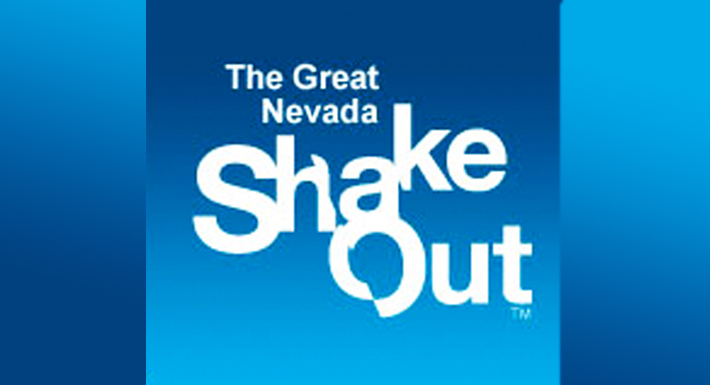 Nevada Shake-Out logo