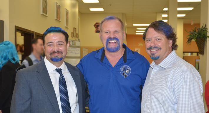 Brandon Moeller, Kevin L. Child & Pat Skorkowsky
