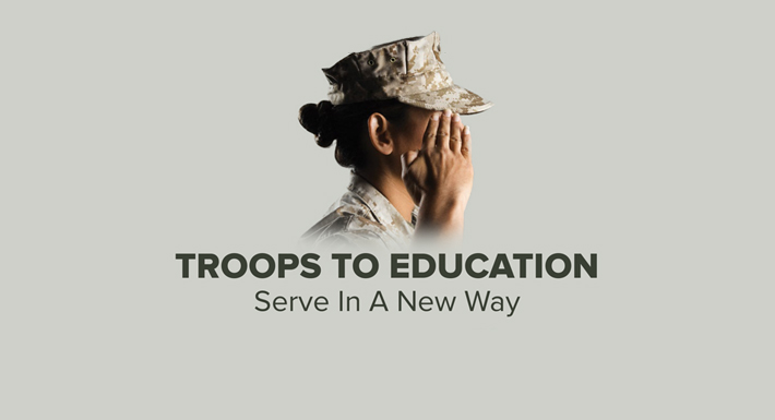 Troops to Education