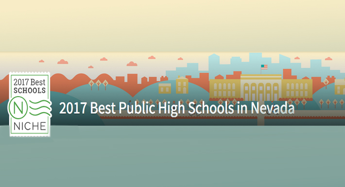 Best high schools in NV
