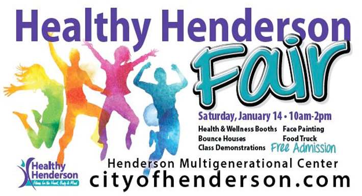 Healthy Henderson Fair 2017