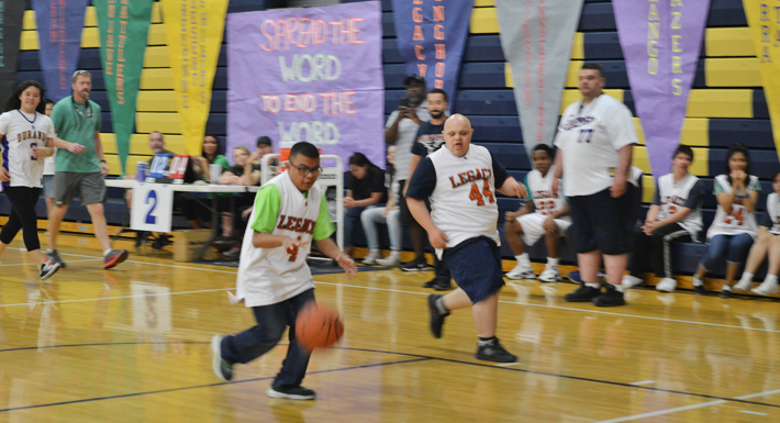 Special Olympics March Madness 2017