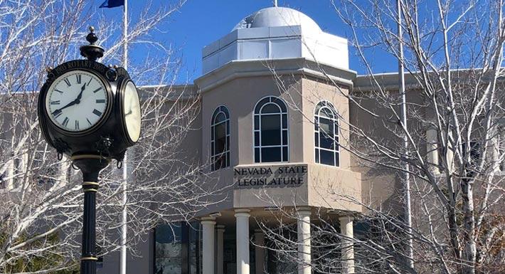 Nevada capitol