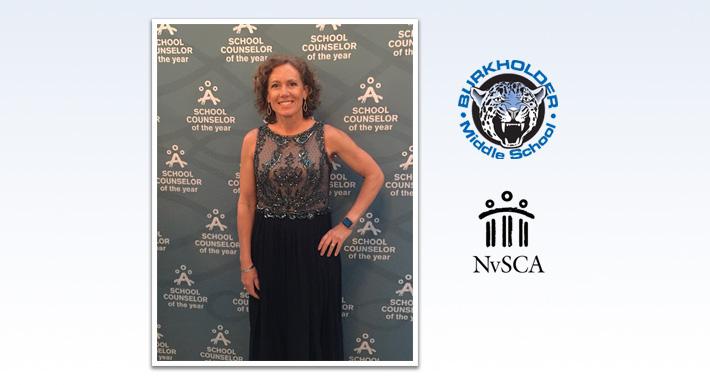 2019 Nevada School Counselor of the Year Julia Bush