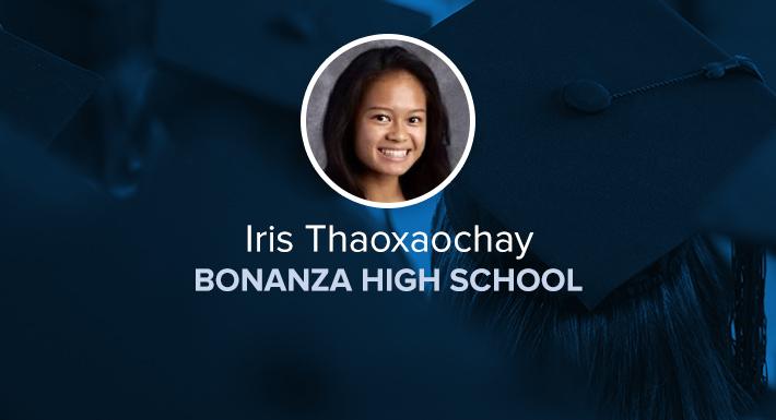 Bonanza HS Star Graduate Iris Thaoxaochay
