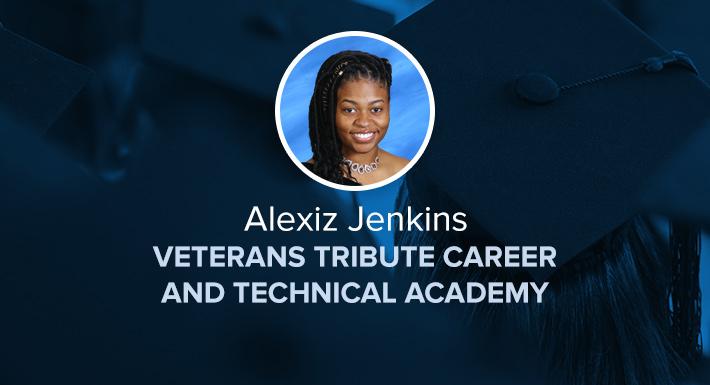 VTCTA Star Graduate Alexiz Jenkins