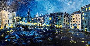 Blue Venice - Karla Loria 300