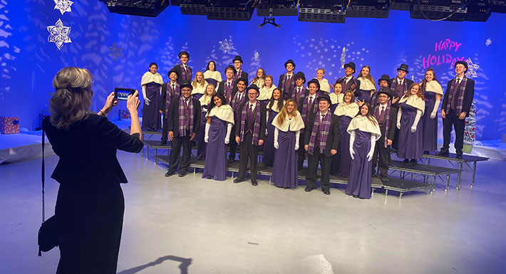 Inside Education showcases CCSD music talent