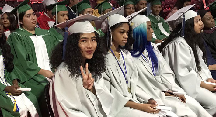 Summer commencement 2019