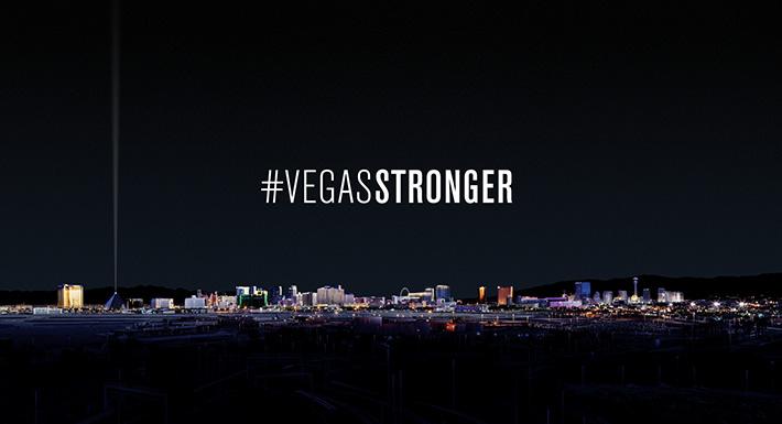 #VegasStronger banner